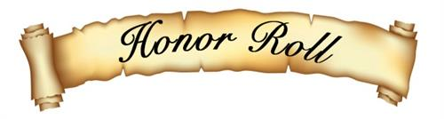 Honor Roll / Honor Roll