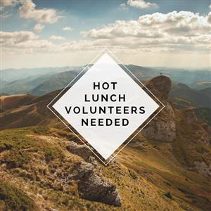 Hot Lunch Volunteer
