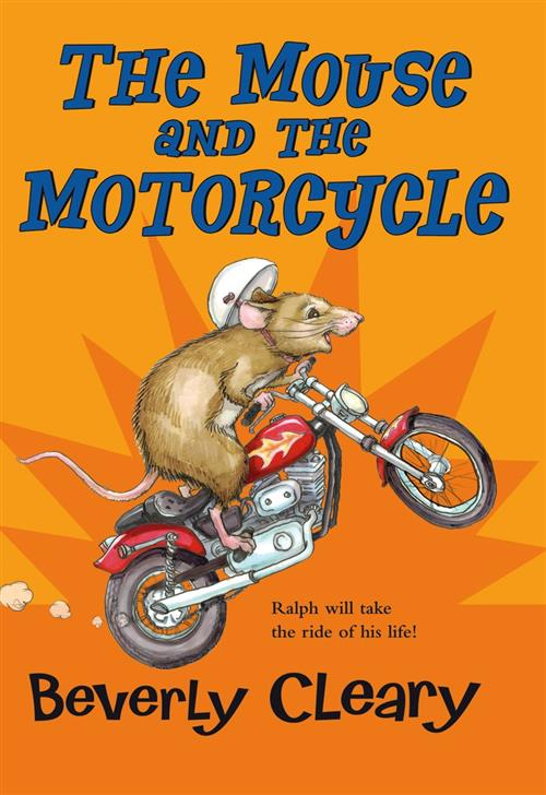 Mouse&Motorcycle cover
